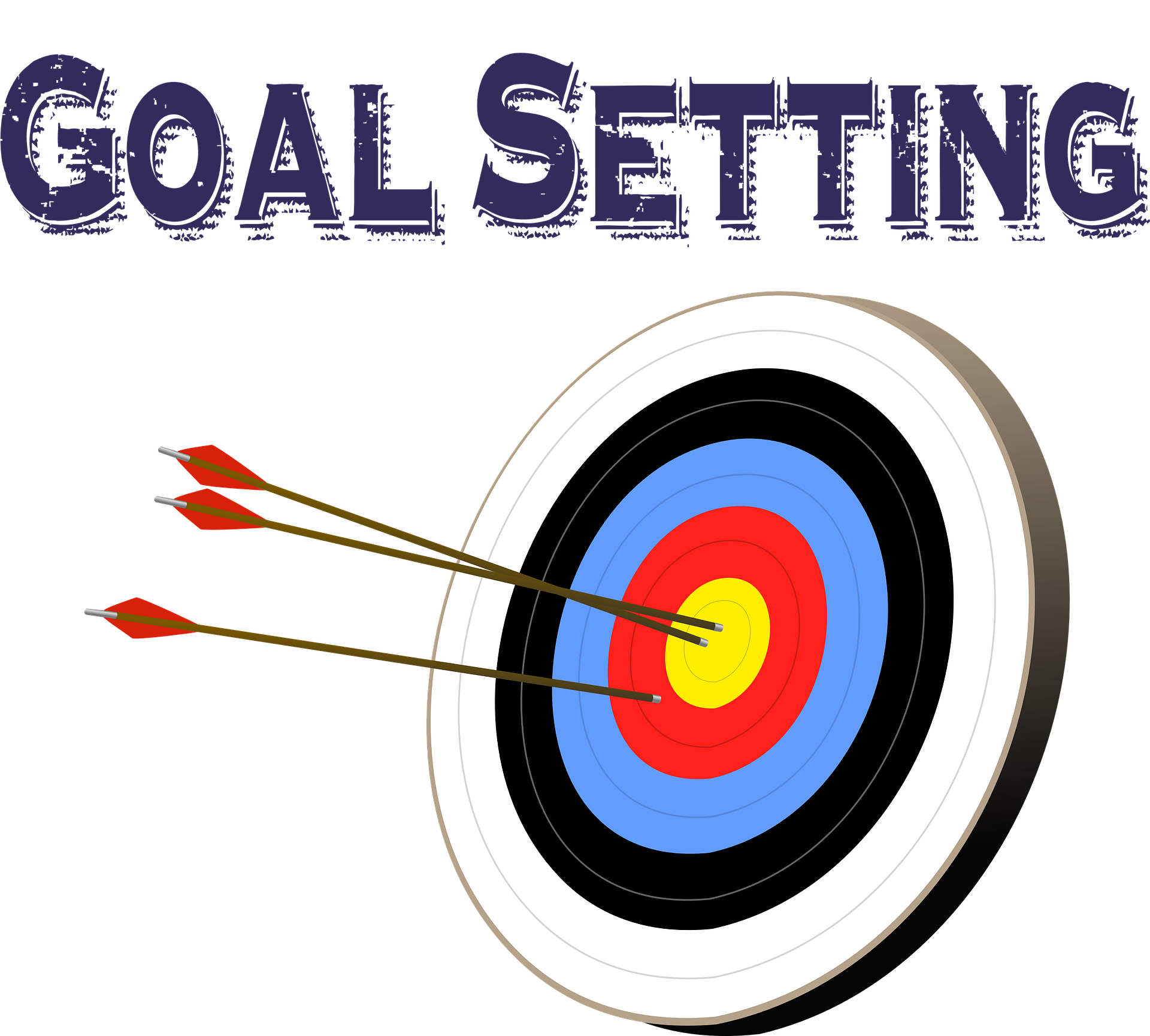 上手に目標設定を行なうための「5つの原則」。