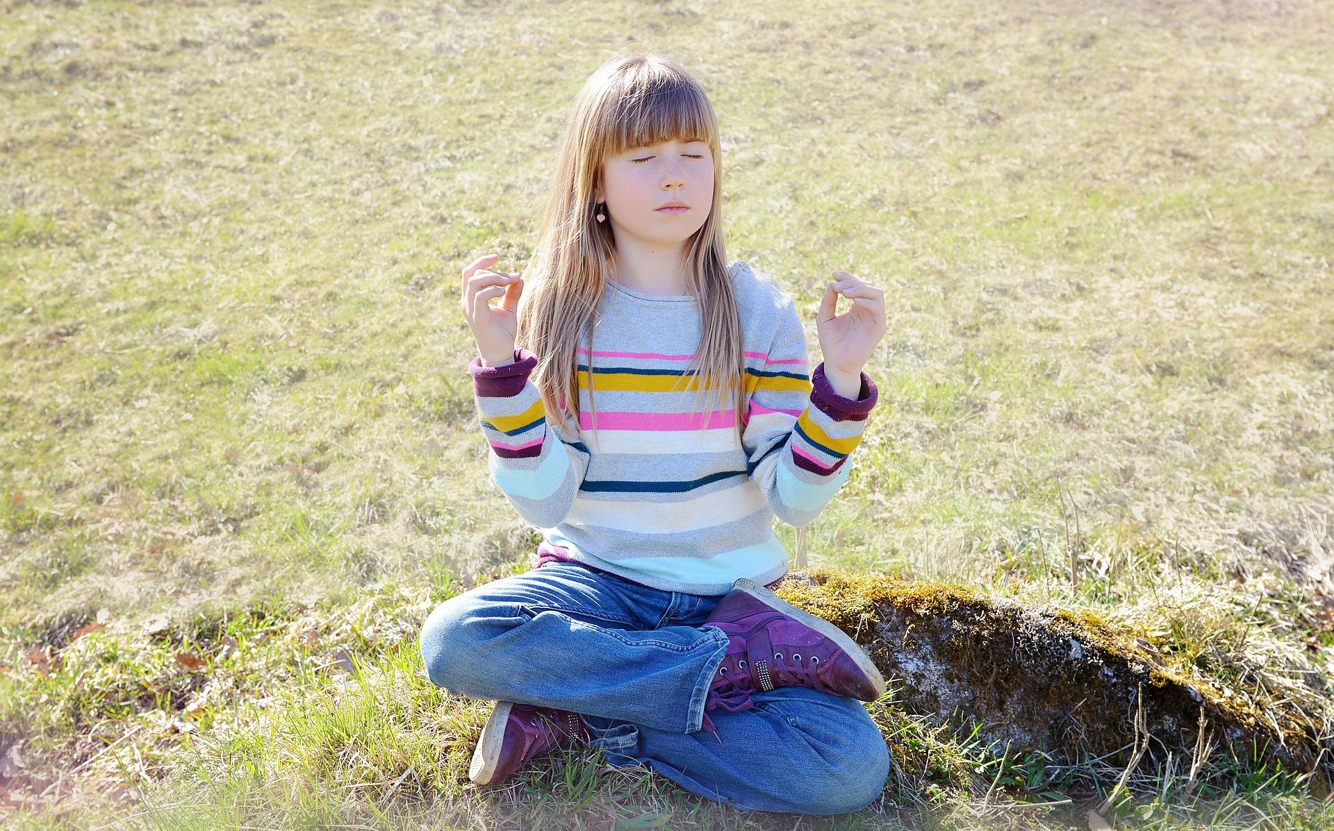 世界で一番優しい瞑想法、「マインドフルネス瞑想法」を学ぶ。