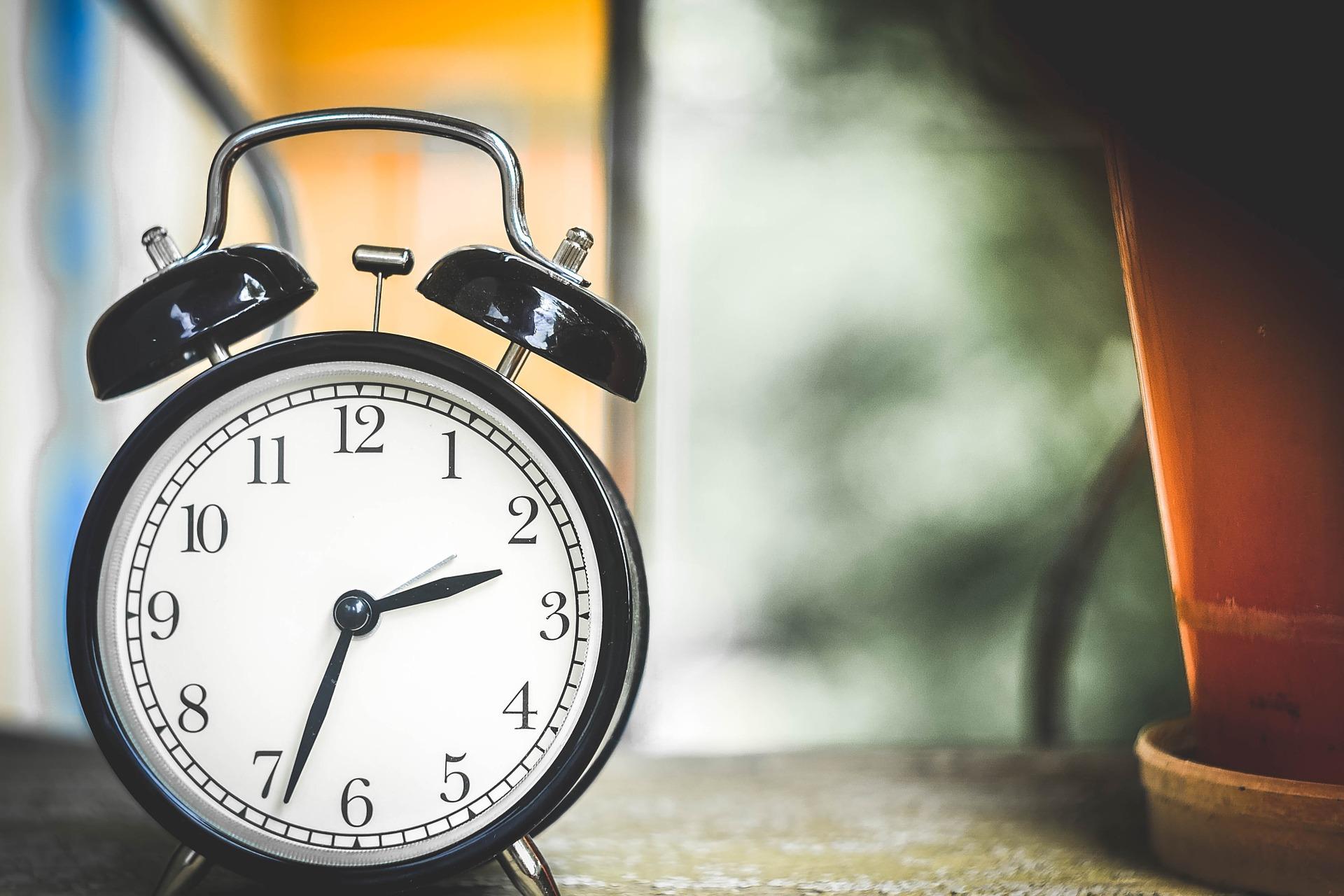 上手に時間を管理するための「時間管理マトリクス」。