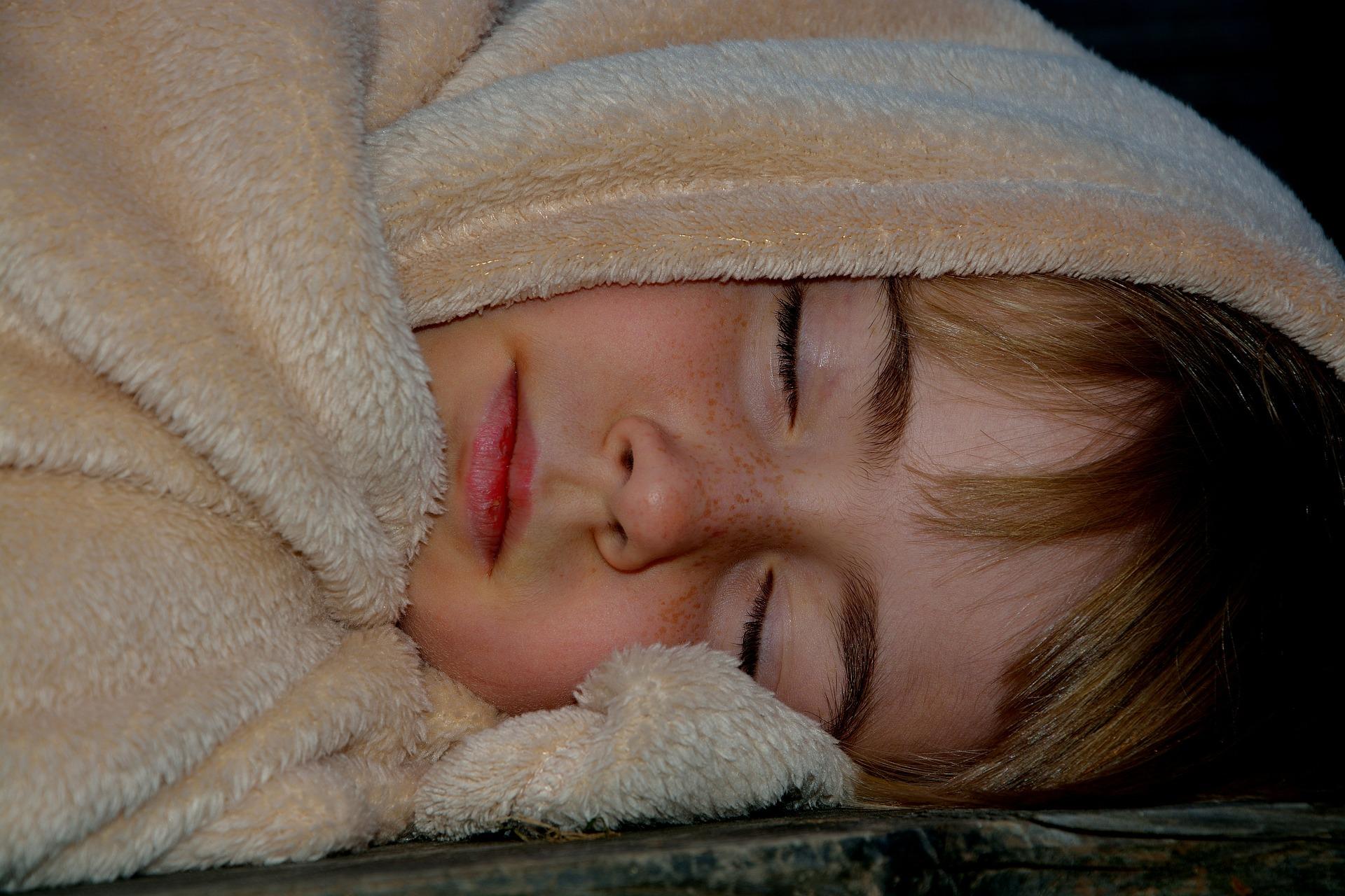 安眠するための科学的な方法。