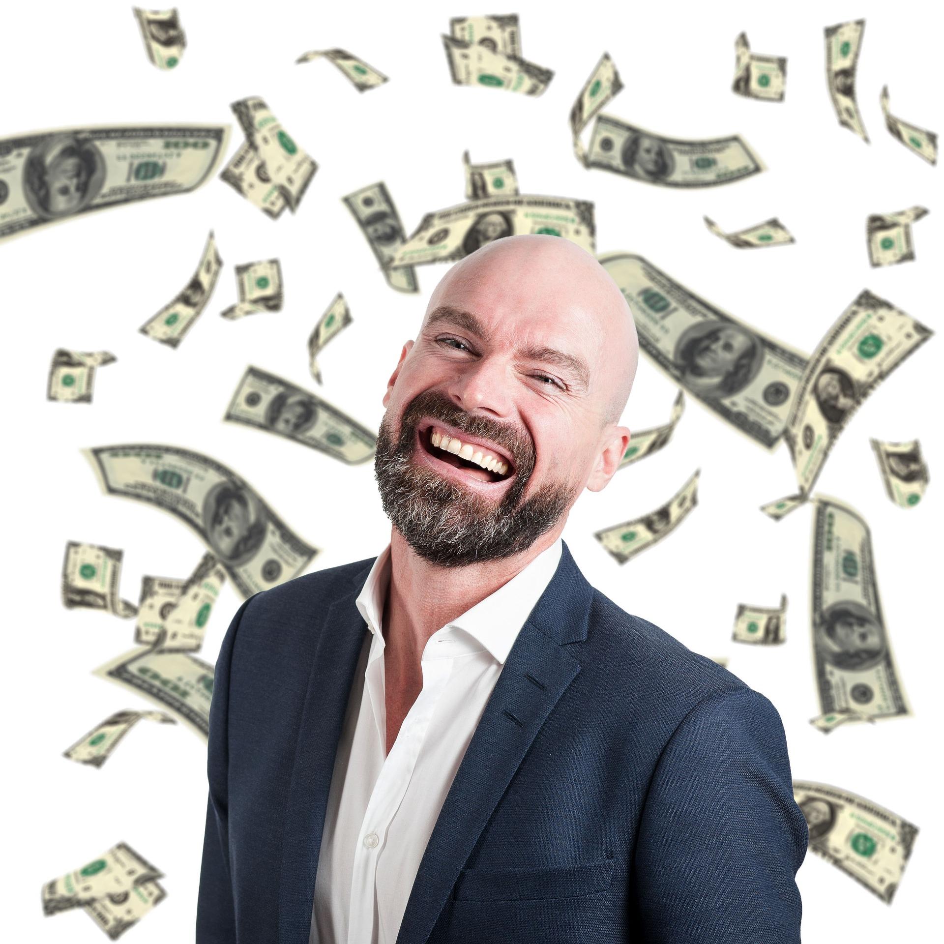 【寄稿】「億万長者1000人に共通する、お金持ちになるための8つの法則」(HBO様)